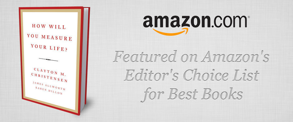 Editor's Choice List